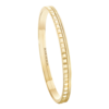 Boucheron Quatre Radiant Edition yellow bangle bracelet