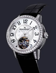 Jaeger LeCoultre Master Tourbillon 39 Set Ladies Q3413403