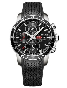 Chopard Mille Miglia GMT Chrono Steel 168550-3001