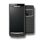 VERTU SIGNATURE TOUCH NEW CLOUS DE PARIS ALLIGATOR