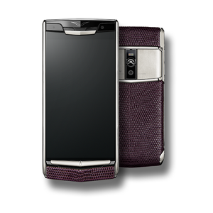 VERTU SIGNATURE TOUCH NEW GRAPE LIZARD