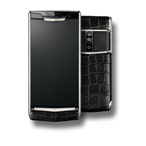 VERTU SIGNATURE TOUCH NEW JET ALLIGATOR