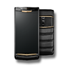 VERTU SIGNATURE TOUCH NEW PURE JET RED GOLD