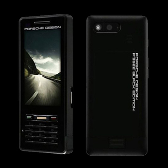 PORSCHE DESIGN BLACK EDITION