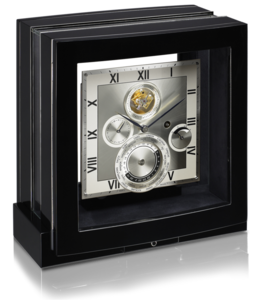 Настольные часы Buben & Zorweg Pantheon World Time Tourbillon