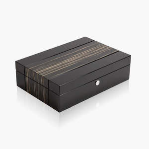 Шкатулка для хранения 10 часов Paul Design Gentelmen Box