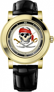 Quinting Quinting Limited Edition JOLLY ROGER Q2YGRPJR