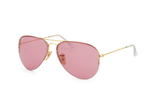 Ray-Ban Aviator Flip Out RB 3460 001/84