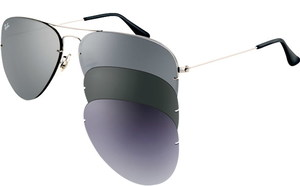 Ray-Ban Aviator Flip Out RB 3460 004/6G