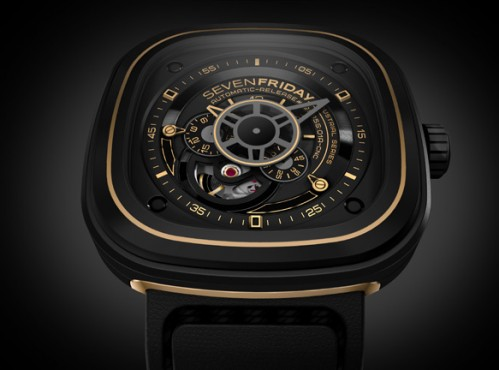 Sevenfriday P2-2 Industrial Revolution