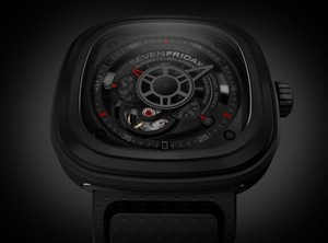 Sevenfriday P3-1 Industrial Engines