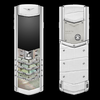 Vertu Signature S White Mother of Pearl