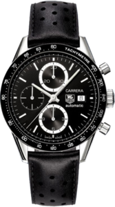 TAG Heuer Carrera Automatic Chronograph Tachymetre CV2010.FC6205