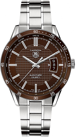 TAG Heuer Carrera Calibre 5 Automatic 39 mm WV211N.BA0787
