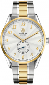 TAG Heuer Carrera Calibre 6 Heritage Automatic Watch 39 mm WAS2150.BD0733