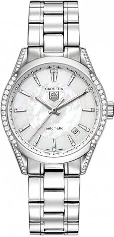 TAG Heuer Carrera Diamond Automatic 36 mm WV2212.BA0798