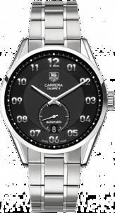 TAG Heuer Carrera Heritage Automatic Watch 39 mm WAR2110.BA0787
