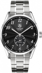 TAG Heuer Carrera Heritage Automatic Watch 39 mm WAS2110.BA0732