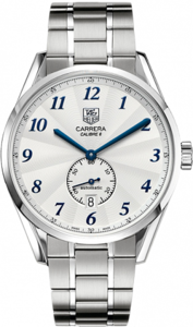 TAG Heuer Carrera Heritage Automatic Watch 39 mm WAS2111.BA0732