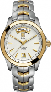 TAG Heuer Link Calibre 5 Day Date Automatic 42 mm WJF2050.BB0593