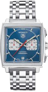 TAG Heuer Monaco Chronograph Steve McQueen Edition