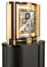 Настольные часы Buben & Zorweg Ellipse Grand Revers Tourbillon Gold