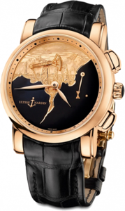 Ulysse Nardin Complications Oil Pump Minute Repeater Oil Pump Minute Repeater