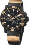 Ulysse Nardin Marine Collection Black Sea Chronograph 353-90-3