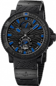 Ulysse Nardin Marine Collection Black Sea New 263-92-3C/923