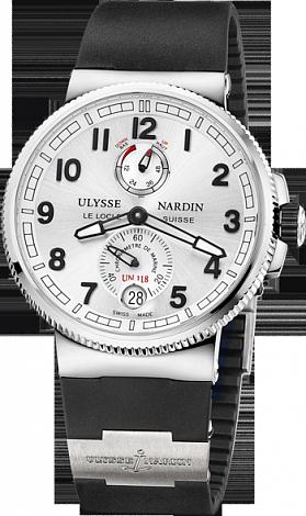 Ulysse Nardin Marine Collection Chronometer Manufacture 1183-126-3/61