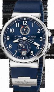 Ulysse Nardin Marine Collection Chronometer Manufacture 1183-126-3/63