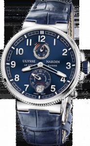 Ulysse Nardin Marine Collection Chronometer Manufacture 1183-126/63