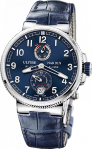 Ulysse Nardin Marine Collection Chronometer Manufacture 1183-126/63