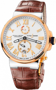 Ulysse Nardin Marine Collection Chronometer Manufacture 1185-122/41