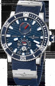 Ulysse Nardin Marine Collection Diver Titanium 263-90-3/93