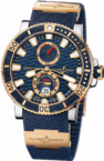 Ulysse Nardin Marine Collection Diver Titanium 265-90-3/93