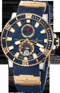 Ulysse Nardin Marine Collection Diver Titanium 265-90-3/93