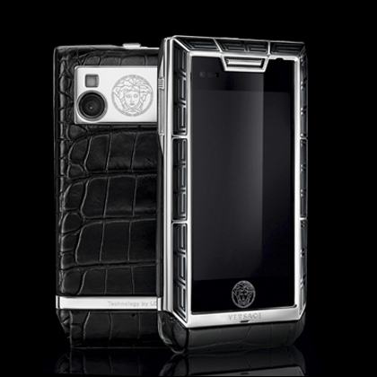 VERSACE UNIQUE - BLACK CERAMIC