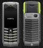 VERTU ASCENT X CARBON FIBRE LIME GREEN