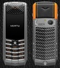 VERTU ASCENT X CARBON FIBRE ORANGE