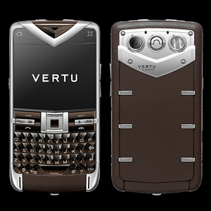 VERTU CONSTELLATION QUEST BROWN