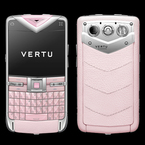VERTU CONSTELLATION QUEST PINK DIAMONDS