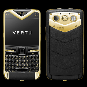 VERTU CONSTELLATION QUEST YELLOW GOLD