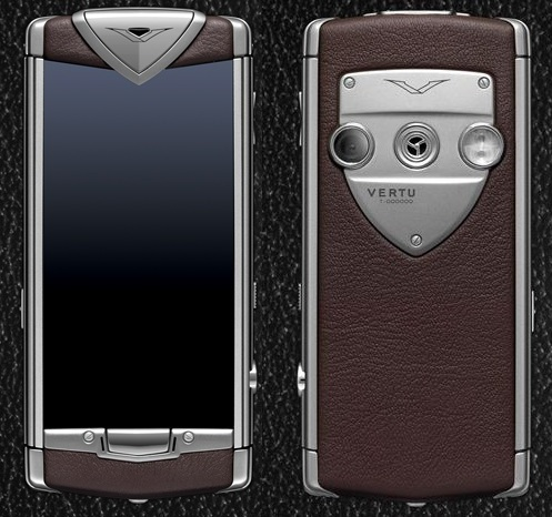 VERTU CONSTELLATION T BROWN