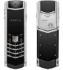 VERTU SIGNATURE S DESIGN WHITE GOLD BAGUETTE DIAMONDS