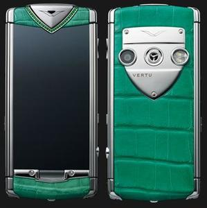 VERTU TOUCH CANDY MINT GREEN