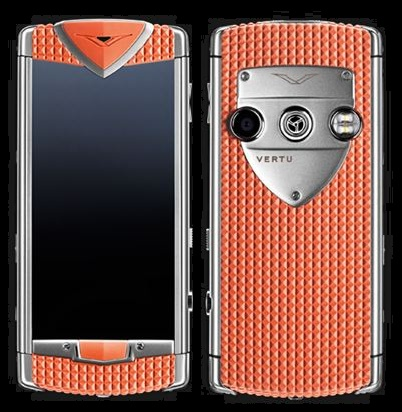 VERTU TOUCH SMILE CORAL RED