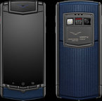 VERTU TI TITANIUM MIDNIGHT BLUE LIMITED EDITION