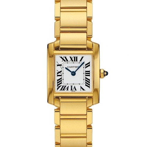 Cartier Tank Francaise Small W50002N2