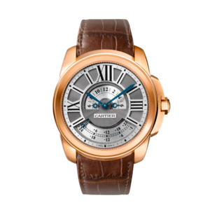 Cartier Calibre de Cartier Automatic Multiple Time Zone W7100025
